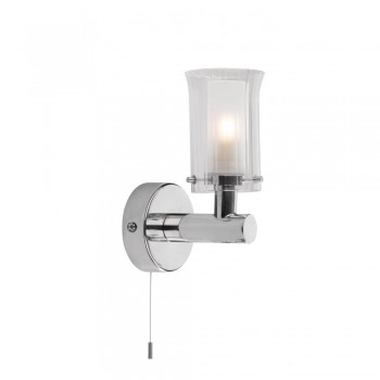 Dar Lighting ELB0750 Elba Wall Light