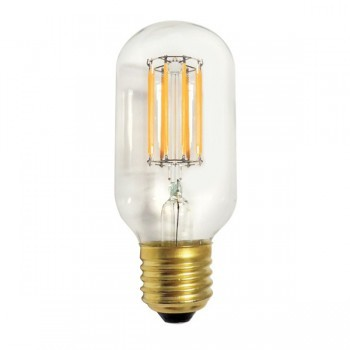 Segula 50215 Vintage Line 4.7W 2200K Dimmable E27 Radio Style Clear LED Bulb