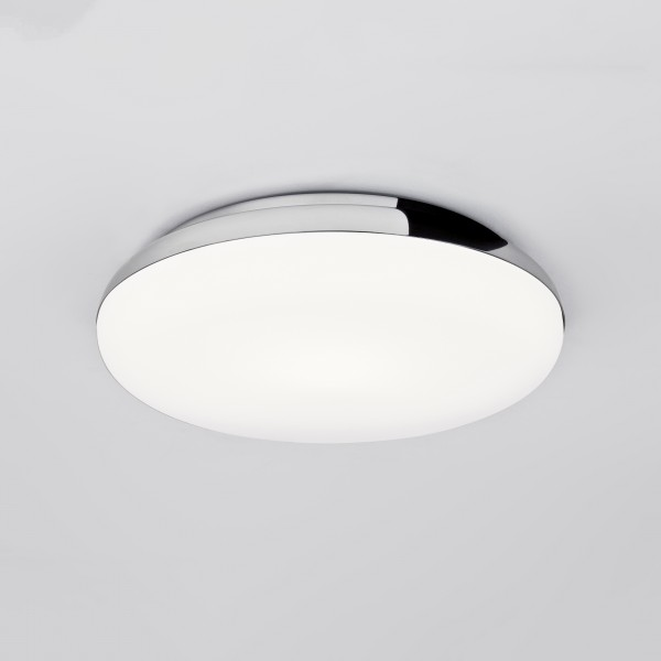 Astro Altea 300 LED Bathroom Ceiling Light in Polished Chrome