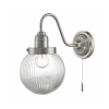 Dar Lighting TAM0738 Tamara Wall Light