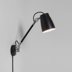 Astro 1224016 Atelier Grande Wall Light in Black