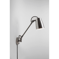 Astro 1224014 Atelier Grande Wall Light in Polished Aluminium