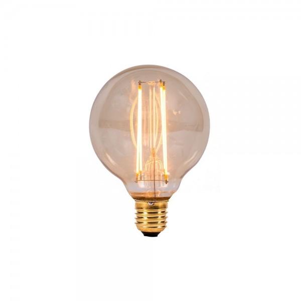 Forum Lighting G95-LED-TNT Vintage LED 6W Filament 95mm Dimmable Globe