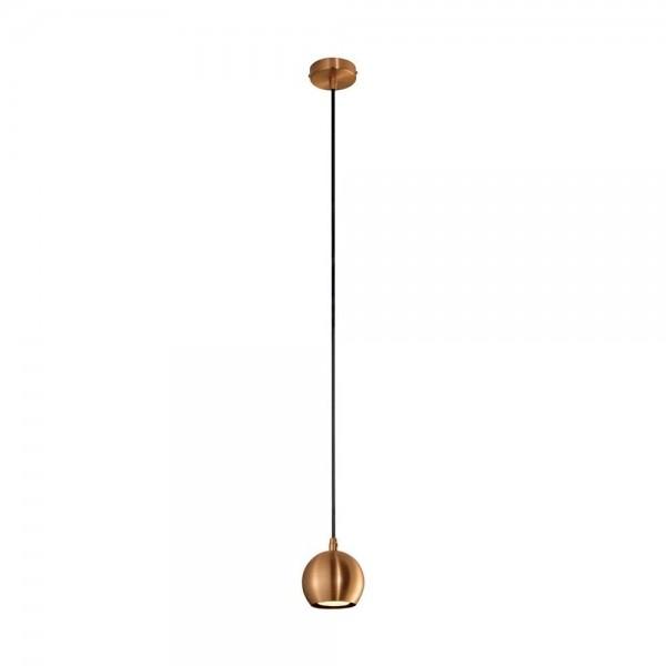 SLV 133499 Light Eye Ball 90 GU10 Copper