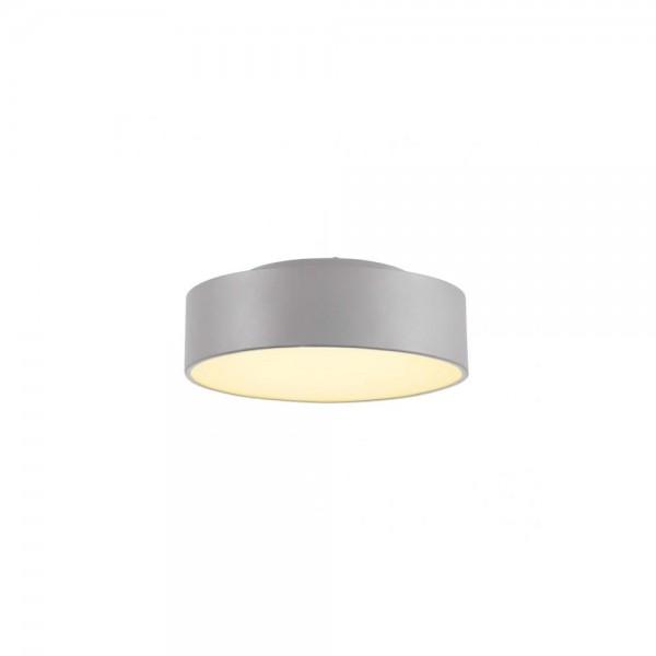 SLV 1000857 MEDO 30 LED 1-10V Dimmable in Silver-Grey