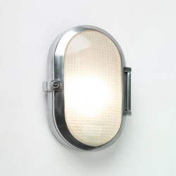 Astro Lighting Toronto 1039002 Oval Outdoor Wall Light