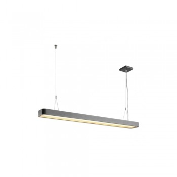 SLV 1000453 Worklight DALI Sensor LED Anthracite Pendant Light