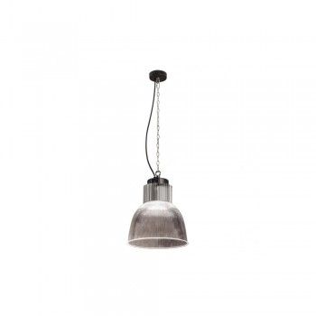 SLV 1000728 PARA Bowl Aluminium/Transparent LED Pendant