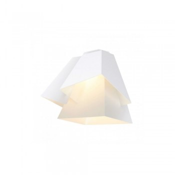SLV 165431 White SOBERBIA Wall Light