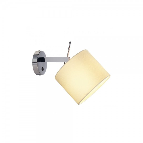 SLV 156021 TENORA WL-1 White Wall Light