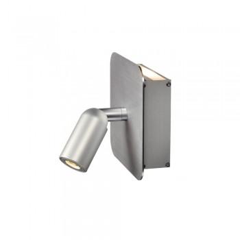 SLV 155104 NAPIA Brushed Aluminium Wall Light