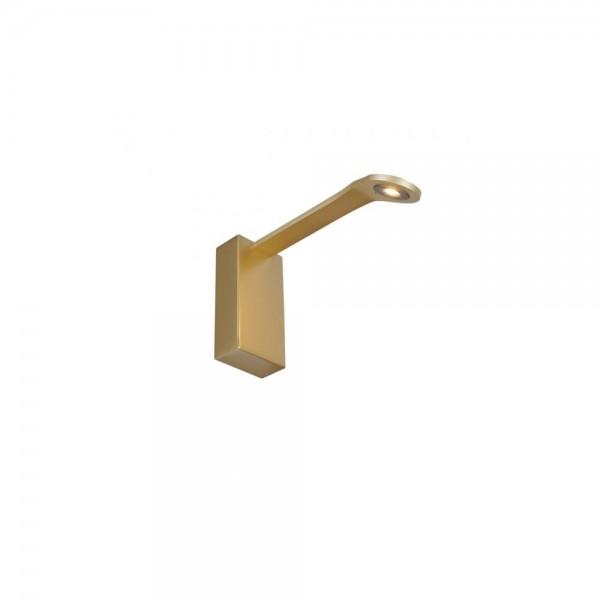 SLV 133943 Air Indi Display Wall Light in Brass