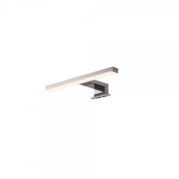 SLV 1000777 Chrome Dorisa LED Short Wall Light