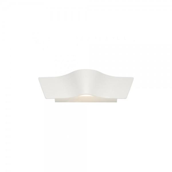 SLV 147821 White Wave Wall Light