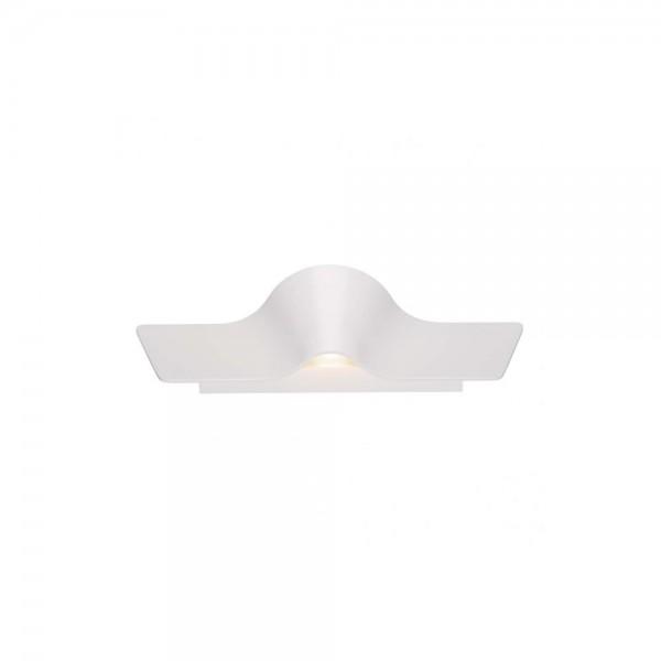 SLV 1000650 White Wave 45 LED Dim to Warm Wall Light