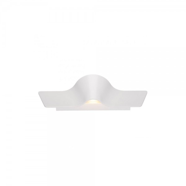 SLV 147841 White Wave 45 Wall Light
