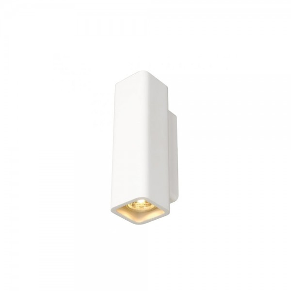 SLV 148015 Plastra WL-1 Plaster White Wall Light