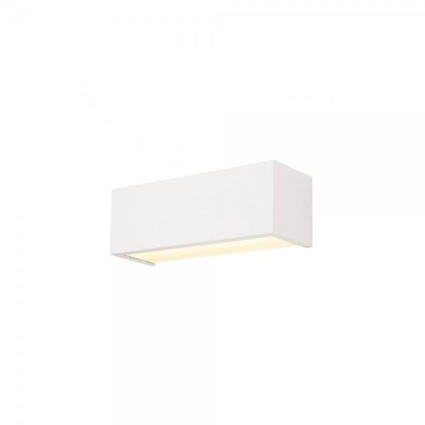 SLV 155221 White Chrombo LED Wall Light