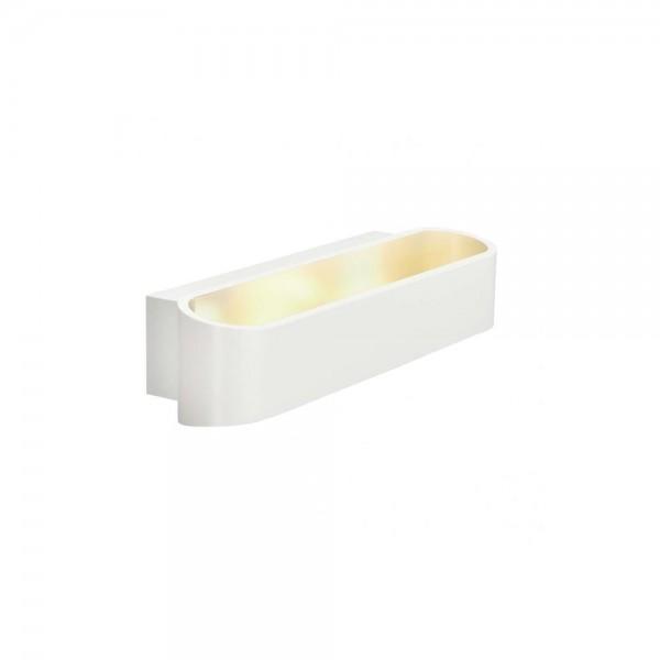 SLV 1000634 White Asso 300 LED Dim to Warm Wall Light