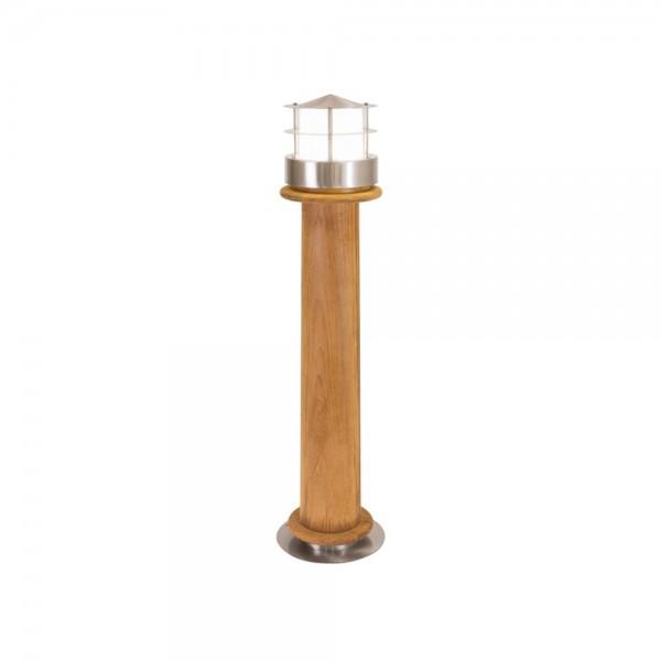 Elstead Lighting Lighthouse Wooden Bollard Light