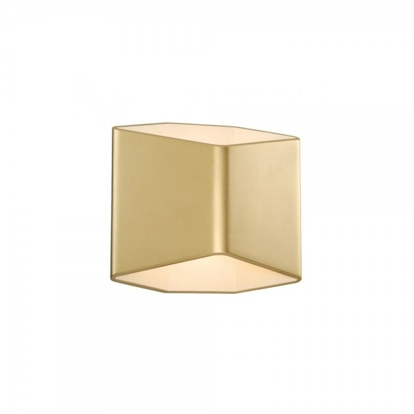 SLV 151713 Brass Cariso LED 2 Wall Light