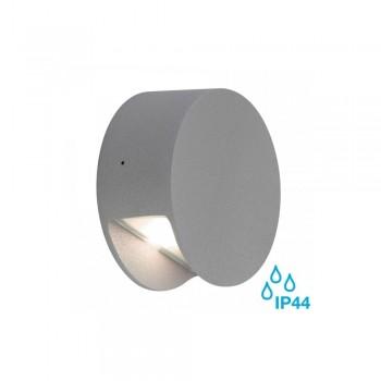 SLV 231012 Silver-Grey Pema LED Wall Light