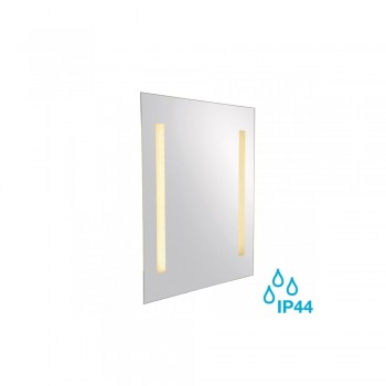 SLV 149752 Trukko LED Clear Wall Mirror