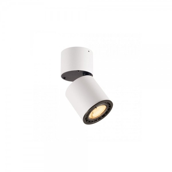 SLV 116331 White Supros 78 LED Ceiling Light