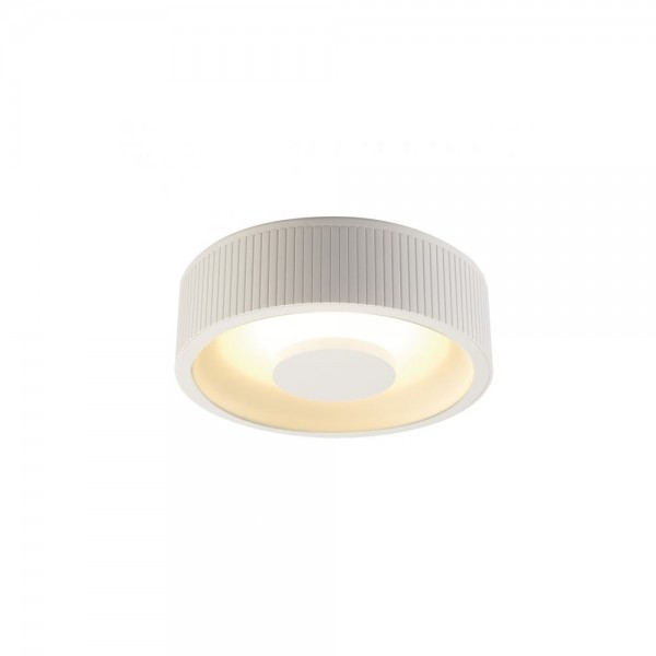 SLV 117321 White Occuldas 23 SMD LED Ceiling Light