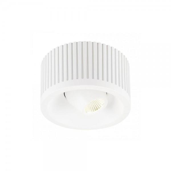 SLV 117361 White Occuldas 13 Move Adjustable LED Ceiling Light