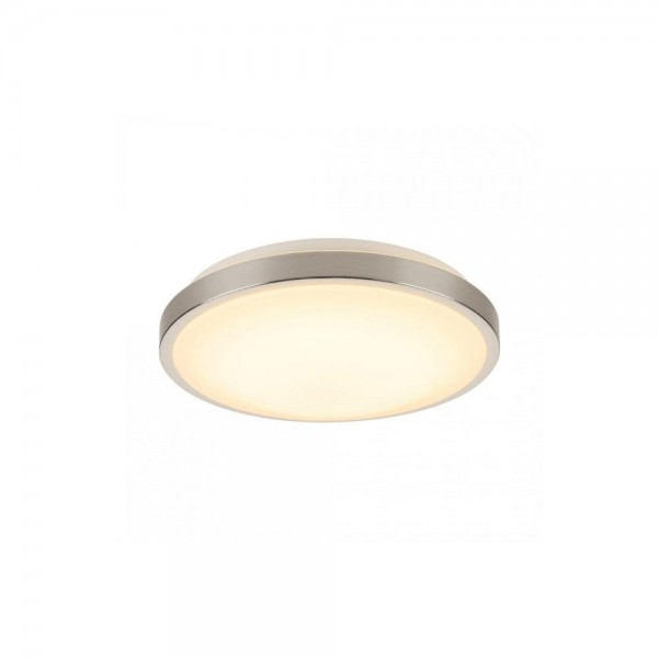 SLV 155156 Brushed Metal Marona LED Ceiling Light