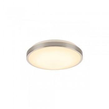 SLV 155156 Brushed Metal Marona LED Ceiling Light