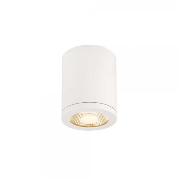 SLV 1000631 White Enola_C Dim to Warm LED Ceiling Light