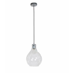 Culinary Concepts LX-7581-TD Teardrop Glass Pendant