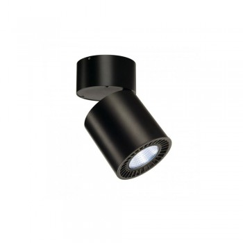 SLV 114180 Black Supros CL 4000K LED Ceiling Light