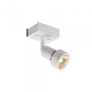 SLV 147361 Matt White Puri 1 Wall/Ceiling Light