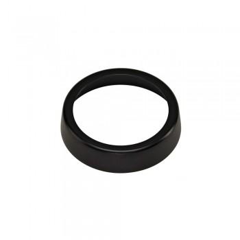 SLV 151040 Black Deco Ring for GU10