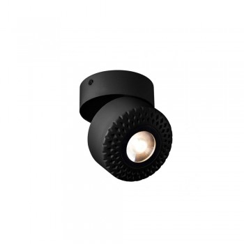 SLV 1000426 Black Tothee LED 50 º Wall/Ceiling Light
