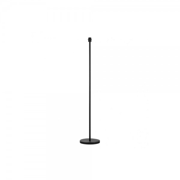 SLV 155790 Black Fenda E27 Single Floor Lamp Base