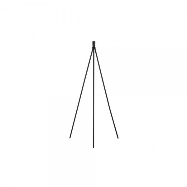 SLV 155490 Black Fenda E27 Floor Lamp Stand