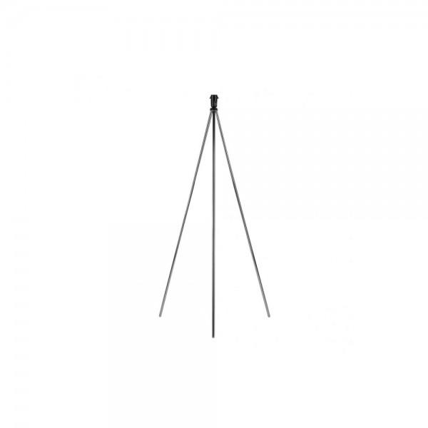 SLV 155492 Chrome Fenda E27 Floor Lamp Stand