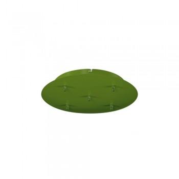 SLV 132628 Fern-Green Fitu Quintuple Ceiling Canopy