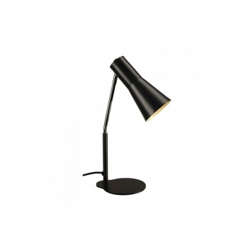 SLV 146000 Black Phelia Table Lamp