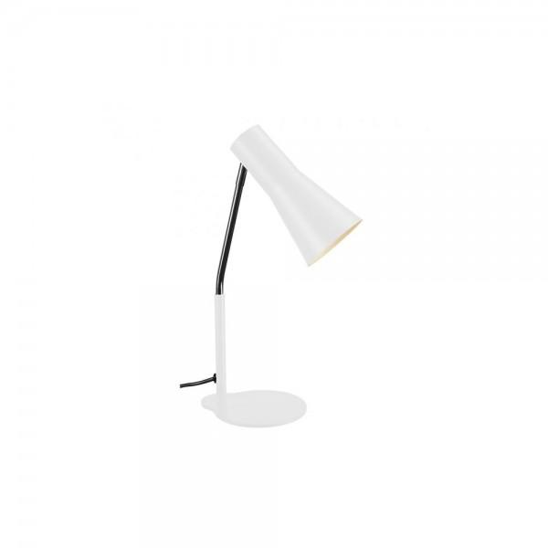 SLV 146001 White Phelia Table Lamp
