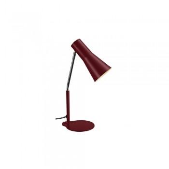SLV 146006 Wine Red Phelia Table Lamp
