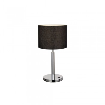 SLV 156040 Black Tenora E27 TL-1 Table Lamp