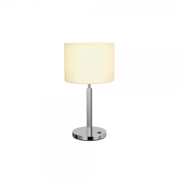 SLV 156041 White Tenora E27 TL-1 Table Lamp