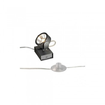 SLV 1000139 Black Kalu LED 1 Floor Light 60 º