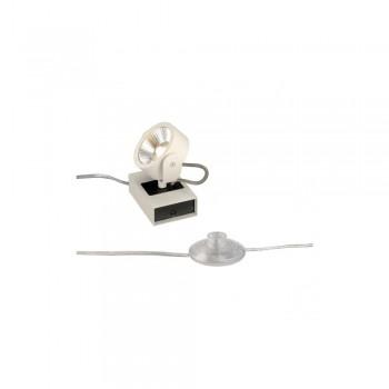 SLV 1000140 White Kalu LED 1 Floor Light 60 º