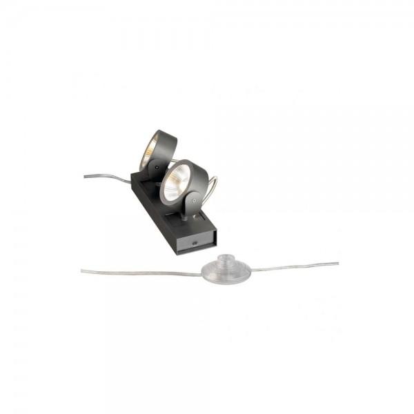 SLV 1000141 Black Kalu LED 2 Floor Light 60 º